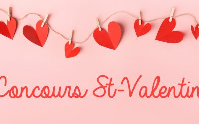 Gagnant concours St-Valentin