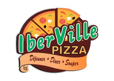 Pizza Iberville