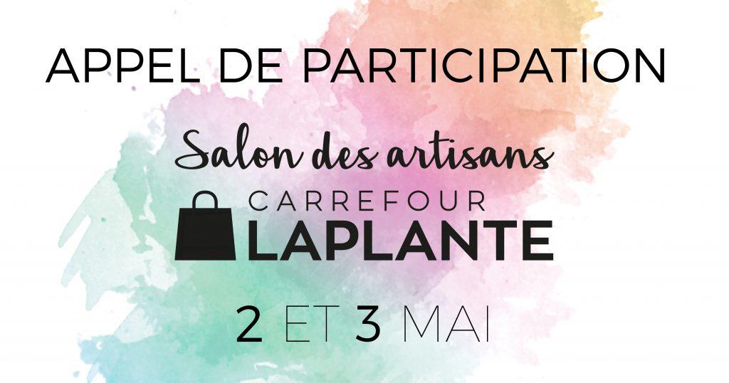 Carrefour Laplante : Salon des artisans
