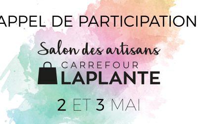 Salon des artisans : Appel de participation