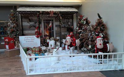 Devinez combien de cadeaux se trouvent dans notre décor de Noël
